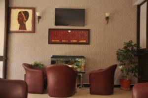 Güler Otel Lobi