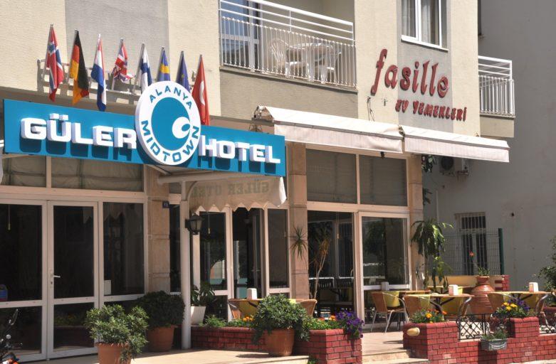 Güler Otel Hakkında