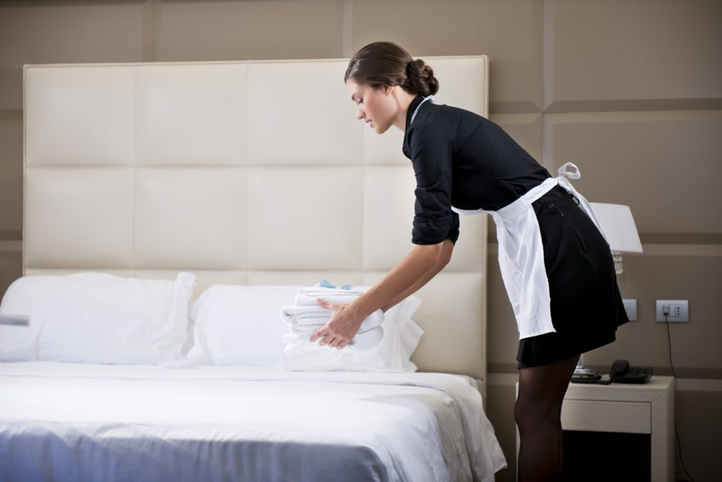 Oda Temizlik Servisi