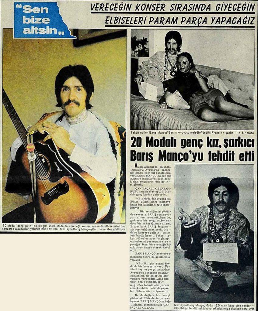 Doğukan Manço Barış Mançonun mirasını açıkladı