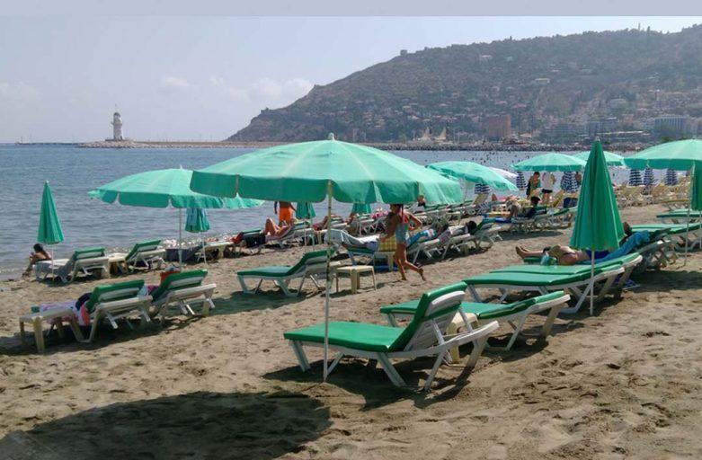 Güler Otel Plajı