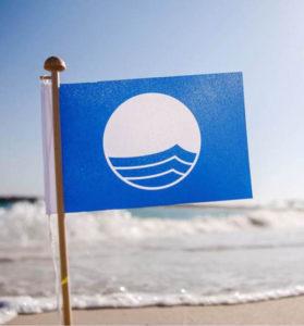 Güler Otel Mavi bayrak