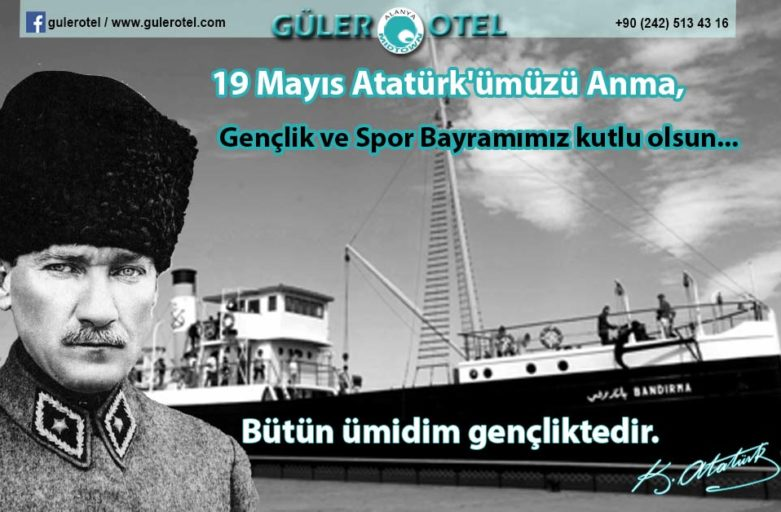 Atatürk'ün Türk gençleri ile son vedalaşma anısı